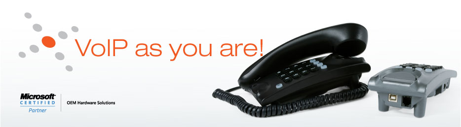 VOiP As You Are!