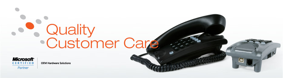 Quality Customer Care
